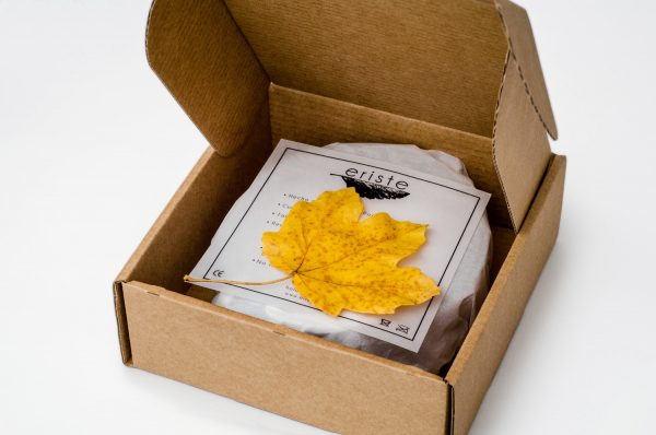 Cinturones Eriste Atelier Packaging