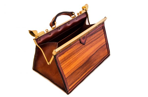 Bolso exclusivo de madera Doctor Bag Eriste